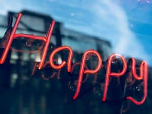 be happy with yourself 1