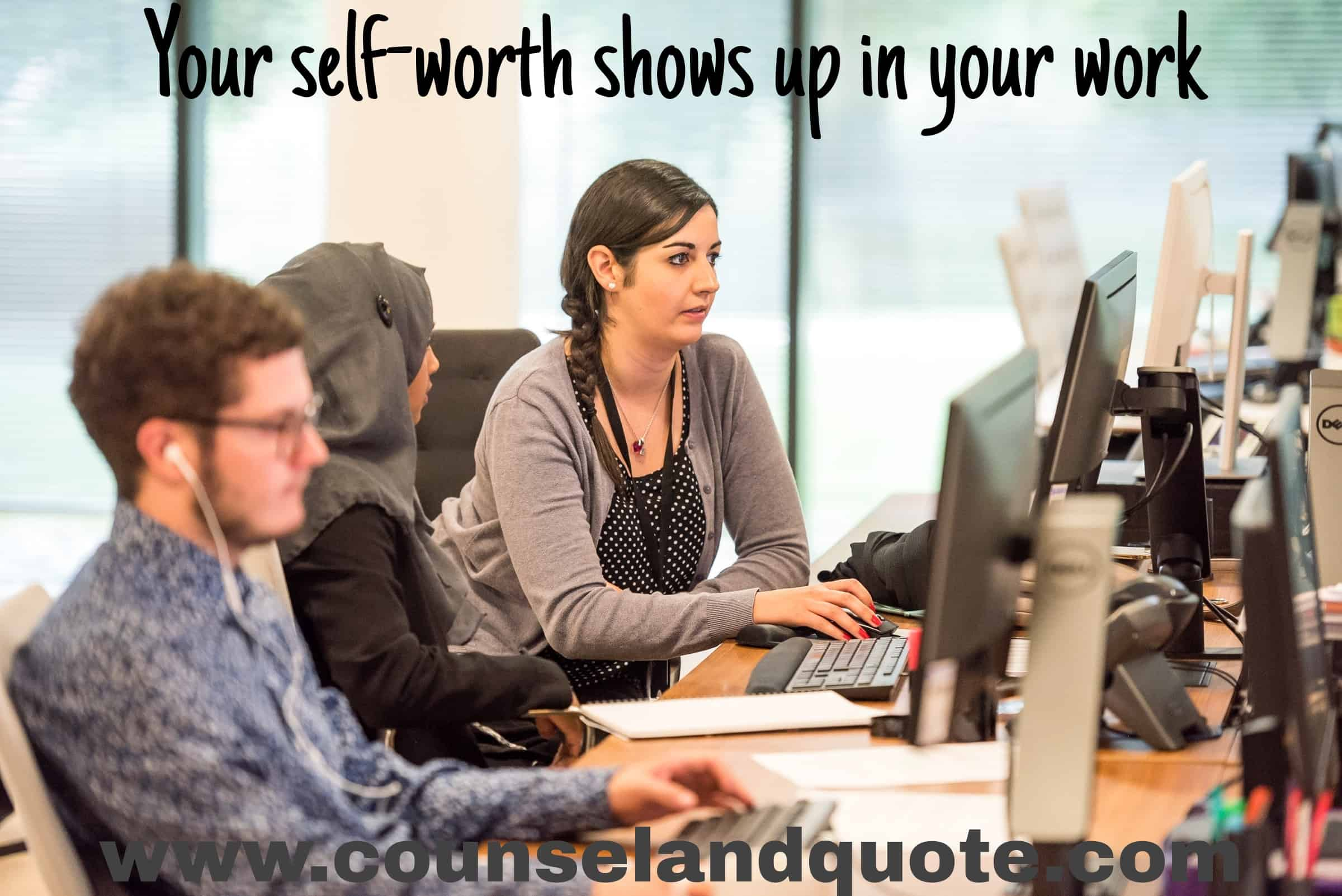 how to know your self worth 3