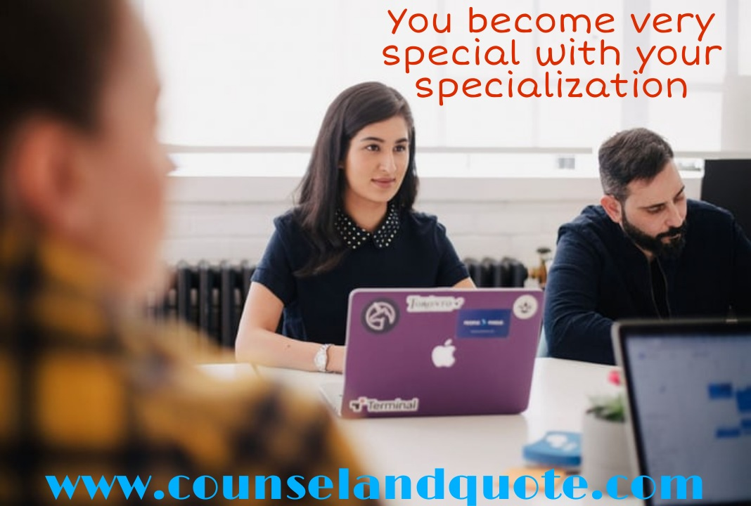 Don't become a generalist become a specialist-1