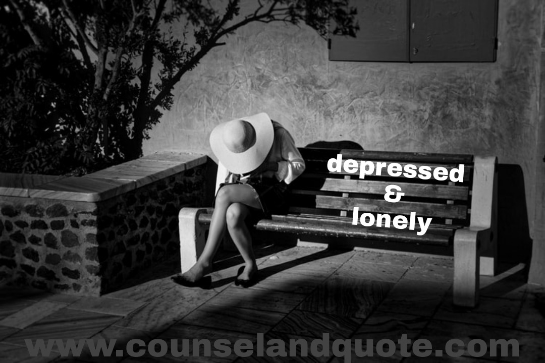 I am so depressed and lonely in my marriage 4